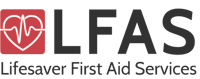 Lifesaver First Aid Services Logo