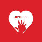 The logo of PG CPR