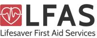 Lifesaver First Aid Services Logo